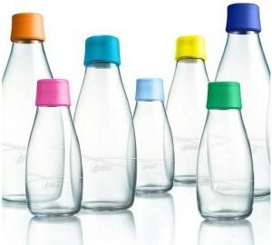 Zdravá láhev na vodu retap