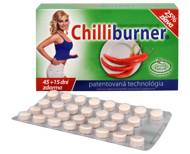 Chilliburner recenze